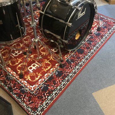 ドラムマット